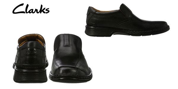 Zapatos Clarks Escalade Step para hombre chollazo en Amazon Moda