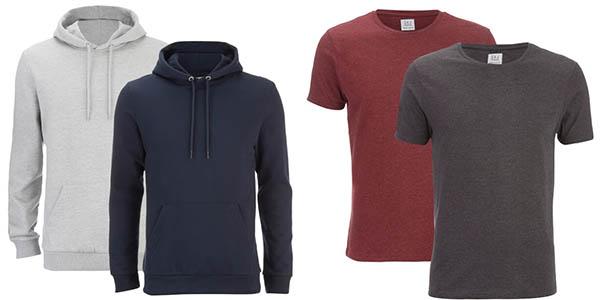Zavvi promoción sudaderas y camisetas en oferta febrero 2018