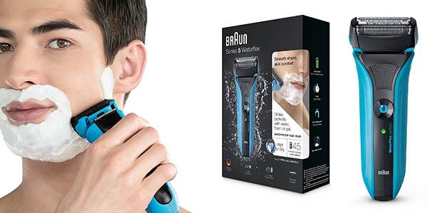 afeitadora Braun Series 5 WaterFlex WF2s barata
