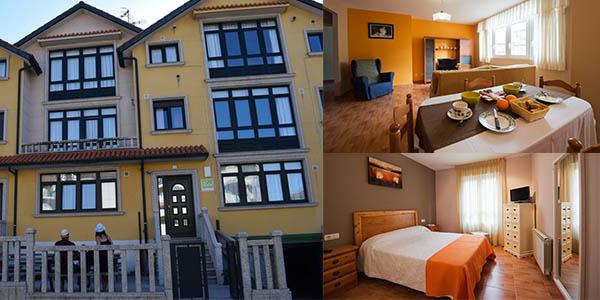 Apartamentos Vida Corcubión A Coruña baratos