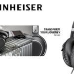 Auriculkares Sennheiser PXC 480 HiFi con cancelación activa de ruido al mejor precio en Amazon