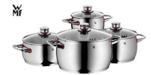 Comprar Batería de cocina Quality One WMF de 4 piezas barata en Amazon España