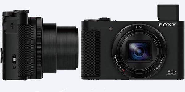 Cámara compacta digital Sony Cybershot DSC HX90V con NFC en oferta