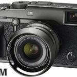 Cámara Evil Fujifilm X-Pro2 con objetivo 23mm