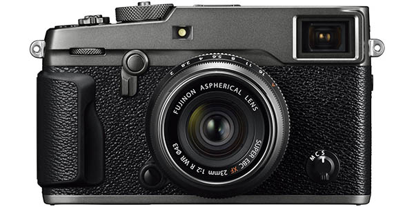 Fujifilm X-Pro2 con objetivo XF de 23 mm