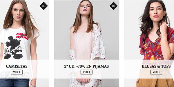 Carrefour moda rebajas vuelta al cole ropa chollos