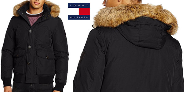 Chollo Chaqueta bomber Tommy Hilfiger Hampton Down