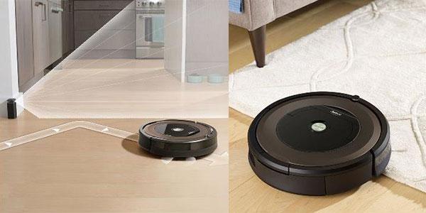 Chollo robot aspirador Roomba 896