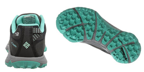 Columbia Conspiracy IV Outdry zapatillas impermeables y transpirables chollo