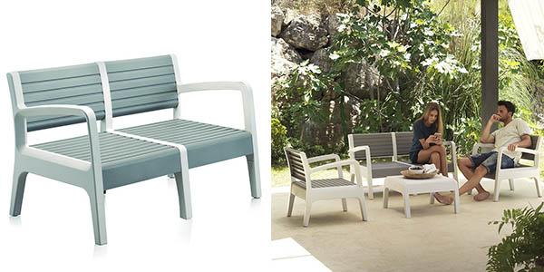 conjunto de muebles de jardín Shaf Miami barato