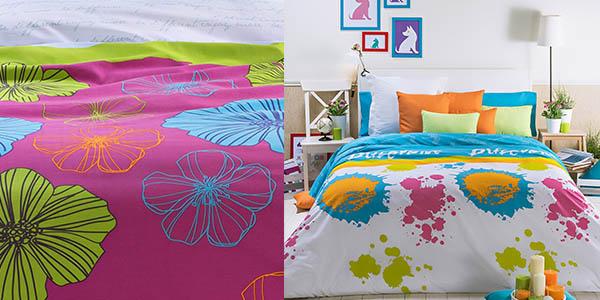fundas para nórdico para camas de 150 y 135 cm con fundas para almohada San Carlos con gran relación calidad-precio