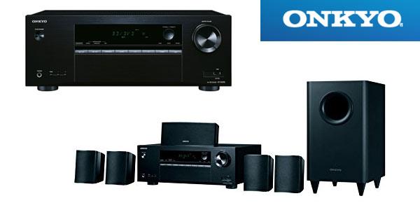 Home Cinema Onkyo HT-S3800 4K HDR a buen precio en Amazon