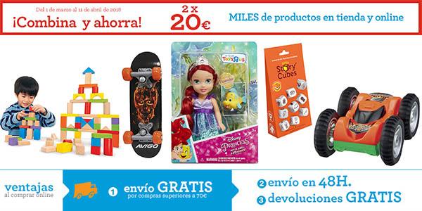 juguetes y muñecos rebajados en ToysRus