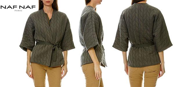 Kimono Naf Naf Veste para mujer barato