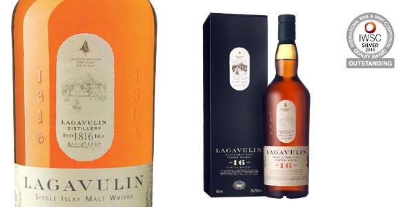 Lagavulin 16 años Whisky Escocés - 700 ml barato en Amazon