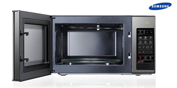 Microondas Samsung GE83X de 23 litros con grill chollo en Amazon