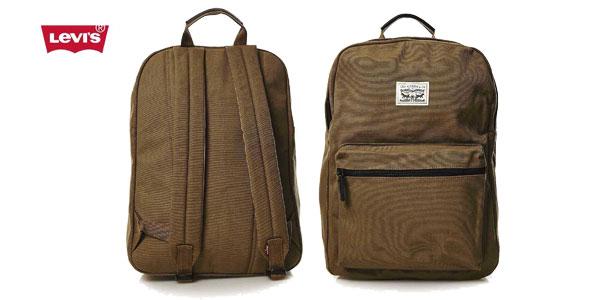 Mochila Levi's Original Backpack en color caqui barata en eBay España