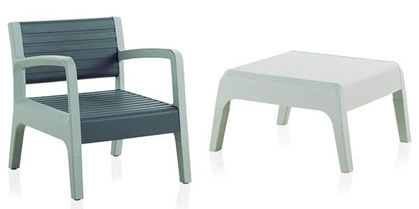 muebles de jardín Shaf Miami de gran relación calidad-precio