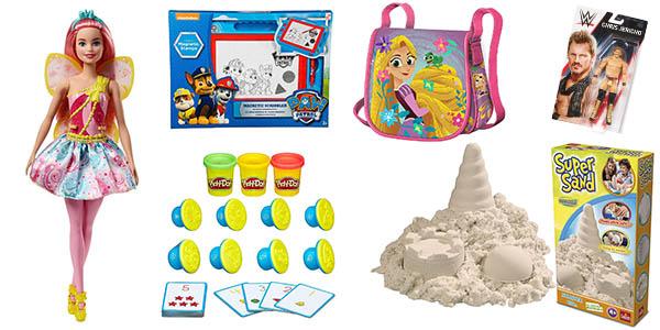 muñecos y juegos de construcción infantil baratos en ToysRus