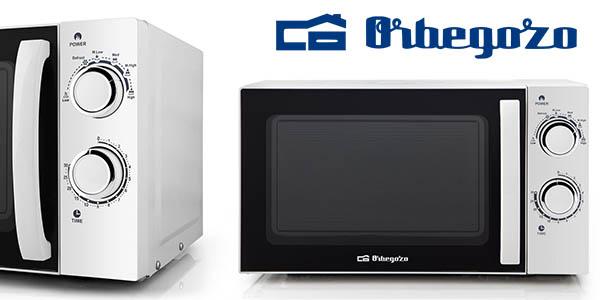 Orbegozo MI 2015 microondas sin grill con 700 vatios de potencia en oferta