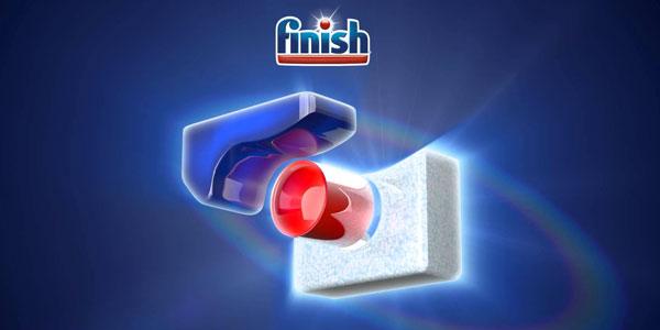 Pack Finish Powerball Quantum para lavavajillas chollo en Amazon