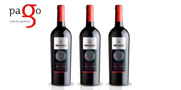 Pack 3 botellas Brújula Dulce 2010 V.T. Castilla barato en eBay España