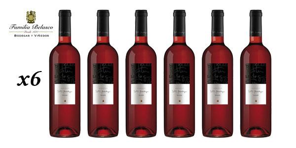 Pack 6 botellas Vino Rosado Martín Berasategui 2016 (D.O. Navarra) barato en eBay
