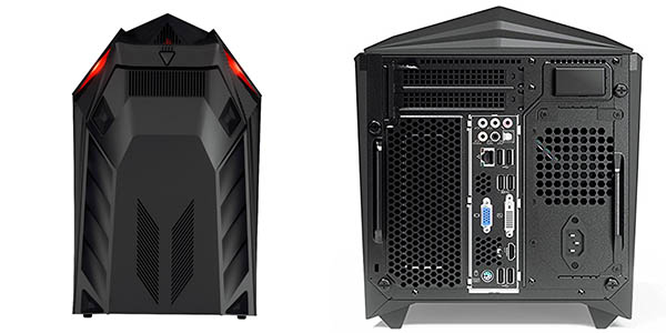 PC Gaming Lenovo Ideacentre Y720 Cube-15ISH en Amazon