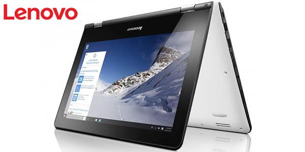 Portátil táctil convertible Lenovo Yoga 300-11IBR de 11,6''