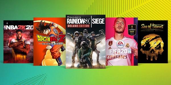Rebajas de primavera de Xbox