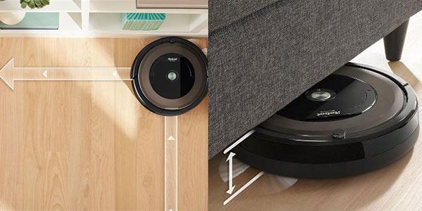 Robot aspirador Roomba 896 en oferta