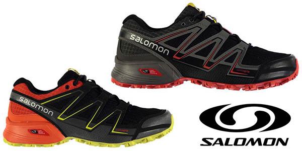 Salomon SpeedCross Vario zapatillas de running para hombre baratas