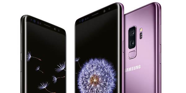 Samsung Galaxy S9 o S9+ con descuento