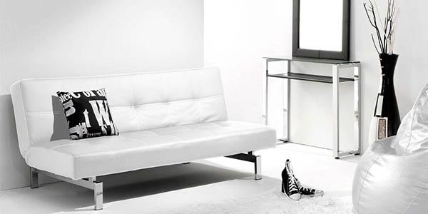 sofa convertible en cama Duehome con genial relación calidad-precio