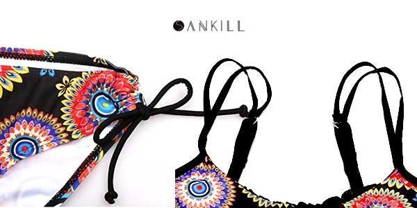 Tankinis Sankill de 2 piezas para mujer chollo en Amazon
