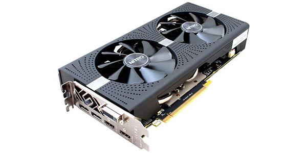 AMD Radeon Sapphire RX580 Nitro+ OC 4GB GDDR5 en eBay
