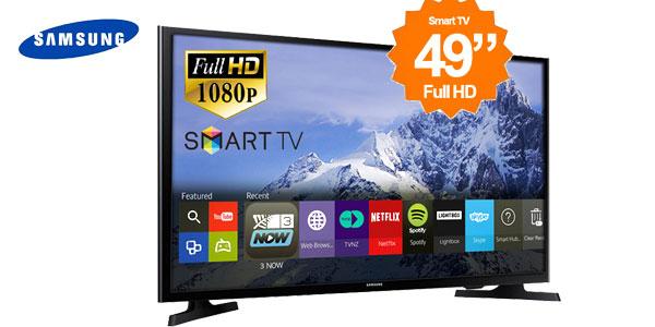 Smart TV Samsung UE49J5200 Full HD LED de 49'' barato en eBay España