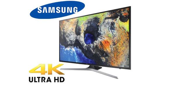 """Smart TV Samsung UE55MU6172U UHD 4K de 55"""" barato en eBay España"""