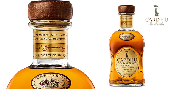 Cardhu Gold Reserve Whisky Escocés - 700 ml chollazo en Amazon