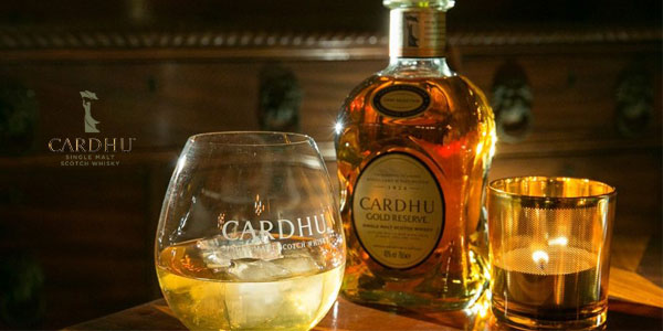 Cardhu Gold Reserve Whisky Escocés - 700 ml chollo en Amazon