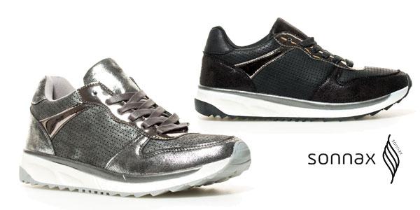 Zapatillas Sonnax Craked para mujer en dos colores baratas en eBay España