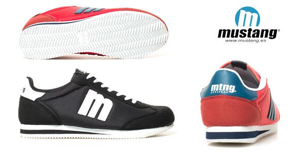 Zapatillas Mustang Chap 2 en varios colores para hombre chollo en eBay