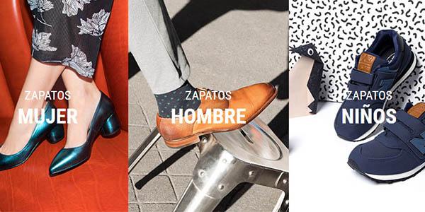 zapatos para hombre, mujer y niñ@s con ofertas de primavera