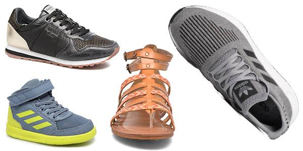zapatos y zapatillas con grandes descuentos en primeras marcas en Sarenza