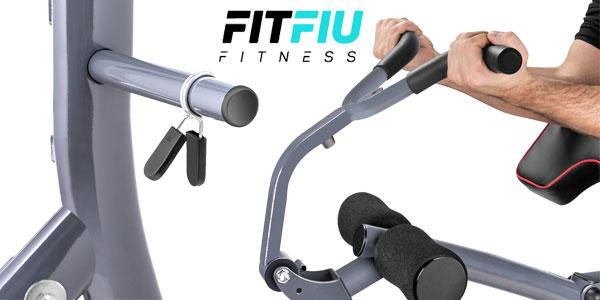 Banco de musculación multifunción FIT FIU Fitness MUB3003P chollo en Amazon