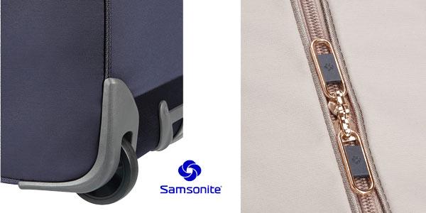 Bolsa de viaje Samsonite Uplite Duffle de 68,5 litros y 55 cm apta para cabina chollazo en Amazon