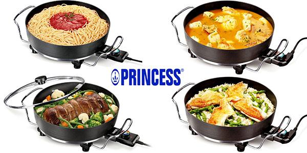 Cazuela multifunción Princess Wonder Chef Pro de 6 litros barata