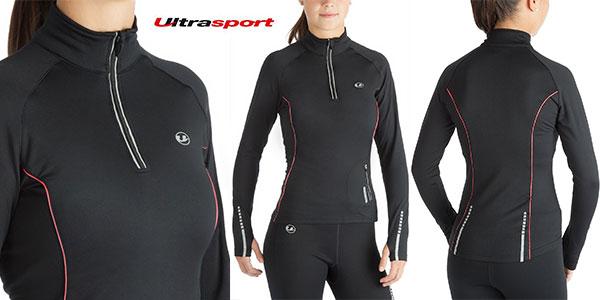 Chollo Camiseta de running Ultrasport Nelli para mujer