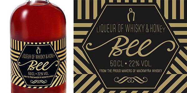 Chollo Licor de whisky y miel Mackmyra Bee de 50 cl