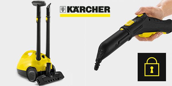 Chollo Limpiadora a vapor Kärcher SC2 de 1500 W